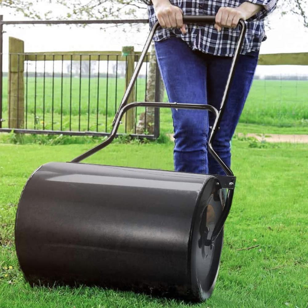 buy hand lawn roller near me