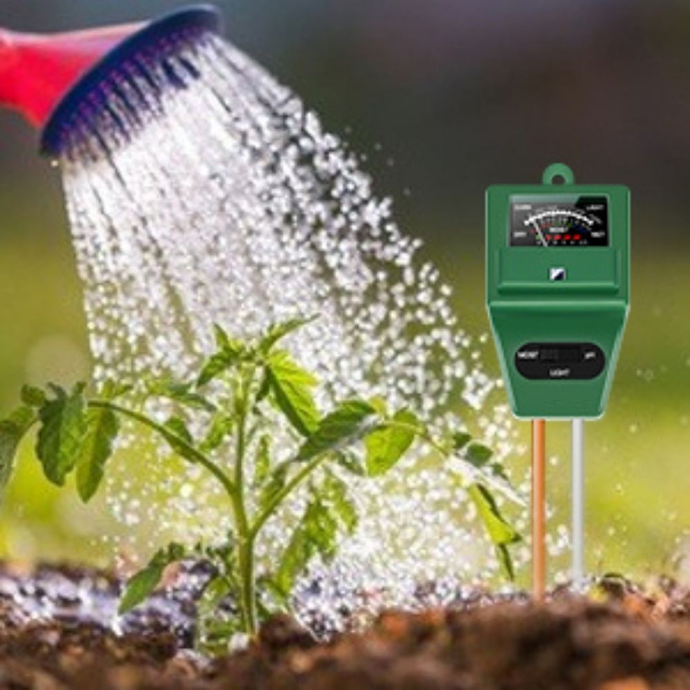 electronic soil ph tester