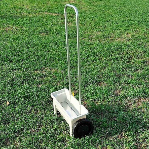 buy fertilizer spreader walk behind