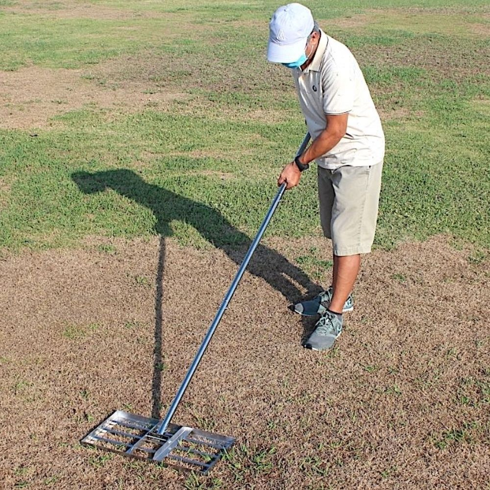 lawn level rake shop